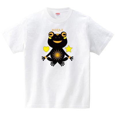 ヘカト -HEQAT-(Tシャツ・ホワイト)(梅川紀美子)